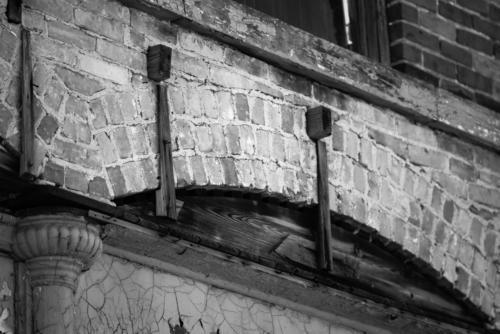 Old Brick Work