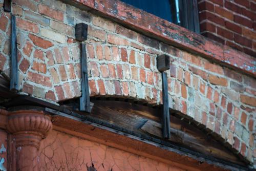 Old Brick Color