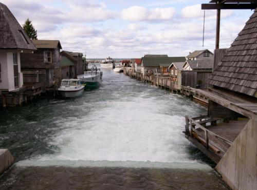 Fishtown Leeland Michigan