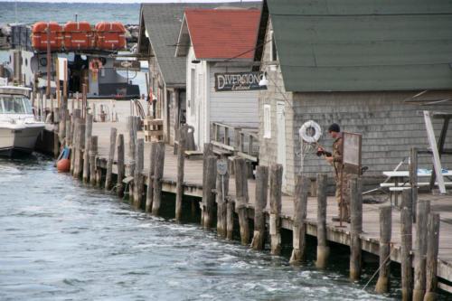 Fishtown Leeland Michigan 2