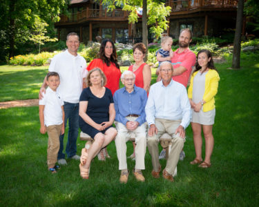Manning Family 2018