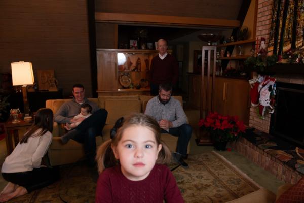 Meyer Family 2018